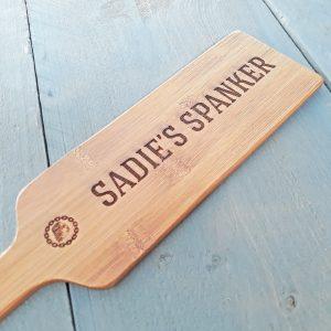 sadie's spanker