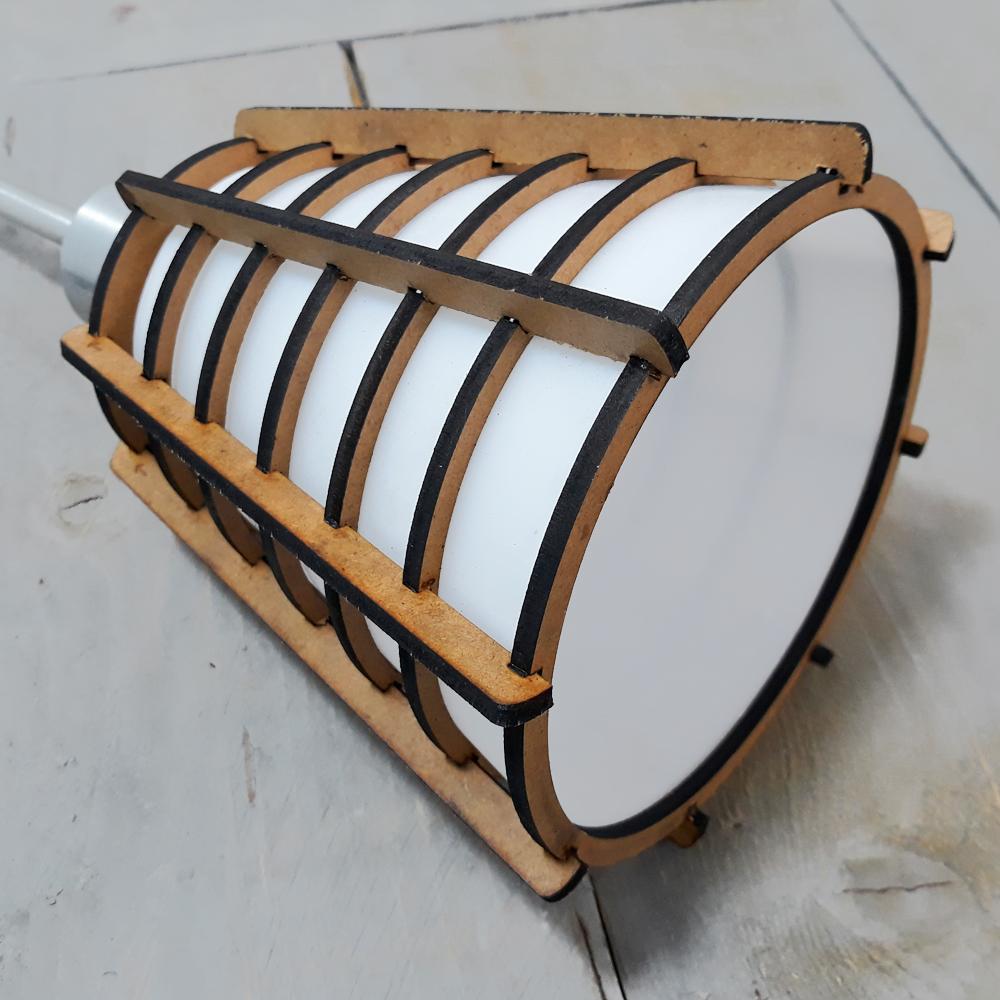 lasergesneden lamp