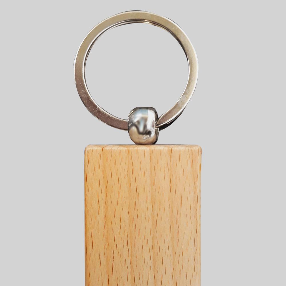 sleutel hanger personaliseren